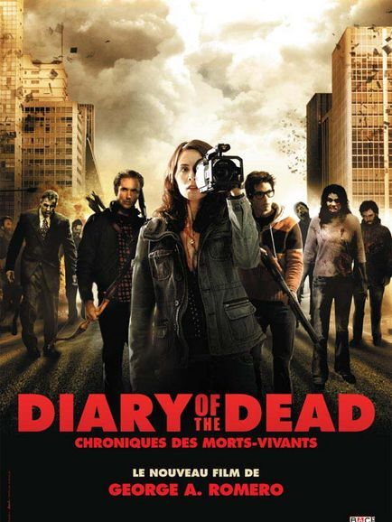 Diary of the Dead affiche